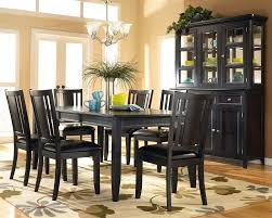 Lovable Black Dining Room Furniture Sets  Amazing Decor Wood The Foggy Dew