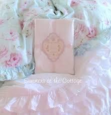 shabby chic rachel ashwell white ruched ruffle cotton poplin duvet set from 195 00
