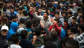 Image result for US Syrian refugee tsunami
