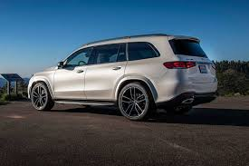 2021 2020 2019 2018 2017. 2021 Mercedes Benz Gls Class Prices Reviews And Pictures Edmunds