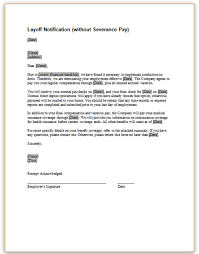 Sample Employment Separation Agreements Gorgeous Termination Forms