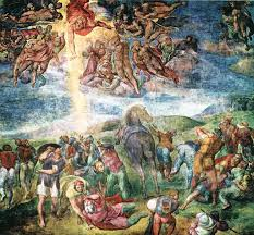 the conversion of saul by michelangelo facts about the painting