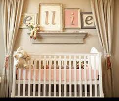 Bed Crowns and Canopies for the Baby's Crib