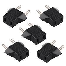 3 Cái/lốc Mỹ EU Cắm Sạc Du Lịch Đa Năng Ổ Cắm Điện Adapter Châu Âu Châu Âu  Sạc Pin Cho Xiaomi Điện Thoại Thông Minh|adapter usa to europe|adapter  usapower socket adapter -