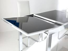 square glass dining room table dining extending dining table extendable glass dining room tables modern extendable