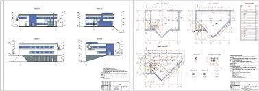 Курсовые и дипломные проекты по Архитектуре зданий и сооружений  Дипломный проект Здание для нужд АЗС с подсобными помещениями 21 0 х 12