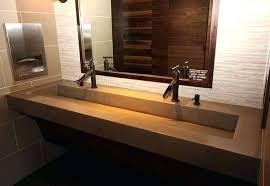 commercial bathroom countertops restaurant washroom sinks restroom and commercial bathroom countertops