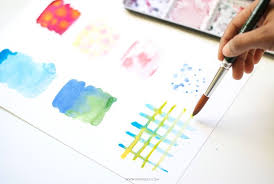 watercolor techniques for beginners