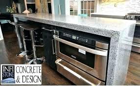 modern kitchen concrete recycled glass island countertops with countertop beach kitch concrete with glass aggregate countertops countertop