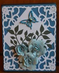 birthday card made using sizzix cuts and cricut art philosophy