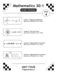 21 Printable Unit Circle Chart Radians Forms And Templates