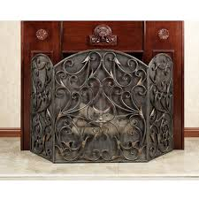 stained glass fireplace screen painted fireplace screen superiour fireplace screen contemporary stylish fireplace