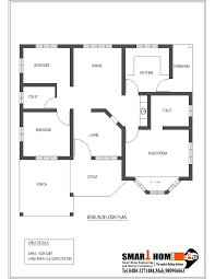 awesome small house plans designs 3 bedroom floor plan for a sf with sri lanka
