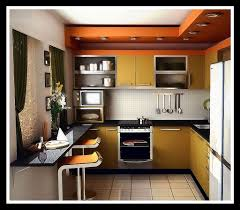Small Kitchen Furniture Chic Kitchen Furniture In Small Size For Attractive Furniture