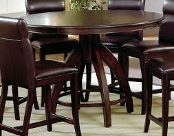 tall dining chairs counter: nottingham round counter height dining table