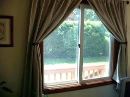 blackout curtains for sliding glass doors curtains for slider doors astonishing glass door curtain images sliding