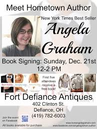 book signing flyer angela graham book signing this weekend the literary melting pot