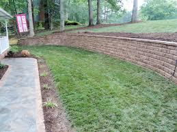 retaining wall landscaping fredericksburg va