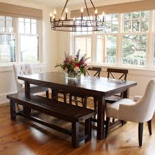 each table is a unique piece weathered and distressed solid wood shows a rich wood grain and few knots left slightly unsanded the wood retains marks