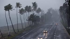 Resultado de imagen para lluvias en las calles dominicanas