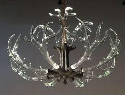 antler chandelier kit best of to fake deer antler chandelier chandeliers