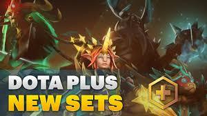 Dota <b>2</b> - <b>New Sets</b> - Dota Plus - YouTube