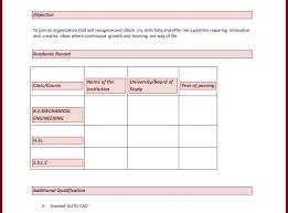 Sample Of Simple Resumeormatorresh Graduate Job Applicationree ...
