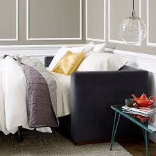 who makes west elm furniture. View In Gallery Gold Pillow A Gray Sleeping Space Who Makes West Elm Furniture
