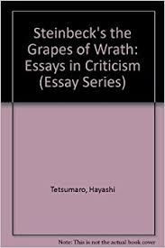 start early and write several drafts about grapes of wrath essays 1941 the grapes of wrath the harvest gypsies the long valley the log from the sea of cortez library of the women thought they would remain strong as