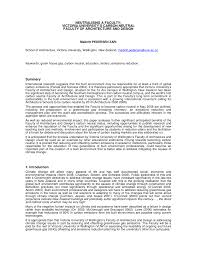 Carbon Neutral Design Pdf Neutralising Education Victoria Universitys Carbon
