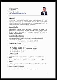 Best Resume Format For Job Best Resume Format For Job Resume For Study Best Professional 4