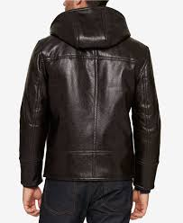 men s faux leather hooded jacket prev next 8688983 fpx 8688983 fpx 8754543 fpx 8754544 fpx