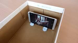 muo diy smartphoneprojector camera stand