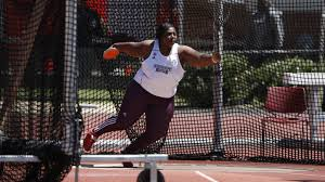 Chardae Tryon Track Field Mississippi State