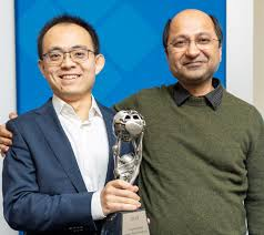 Jaijeet Roychowdhury and Tianshi Wang win 2019 Nokia Bell Labs ...