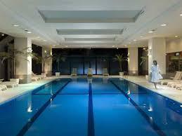 Indoor Outdoor Pool Residential Enclosed Swimming Pools Ideas Pool Design Pool Ideas