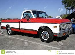 1972 Chevrolet Pickup Truck Royalty Free Stock Photo - Image: 3243705