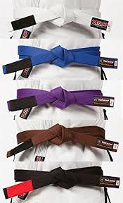 Tatami Belt Size Chart Tatami Fightwear Bjj Rank Belts