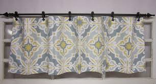 Kitchen Curtains Yellow Yellow And Grey Kitchen Curtains