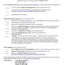 Sample Resume For Application To Graduate School New Dental School