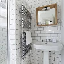 subway tile with gray grout view full size gorgeous bathroom with white