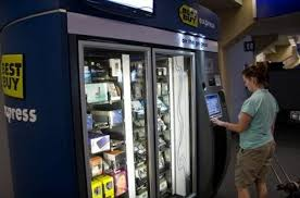 Used Vending Machines Mesmerizing Best Buy Vending Machines In DallasForth Worth Airport