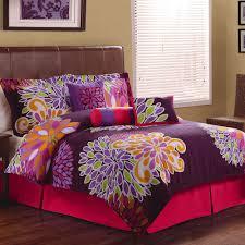 bright colored comforter sets