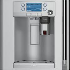 Energy Star Kitchen Appliances Ge Cfe28ushss 36 Inch French Door Refrigerator With Keurig K Cup