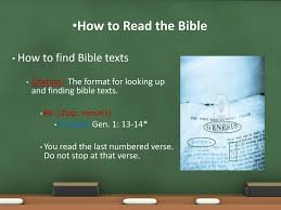 The Bible The Word Of God Ppt Download