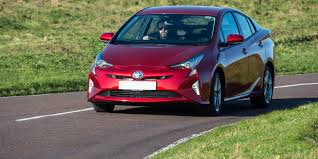 Toyota Prius Specifications | carwow