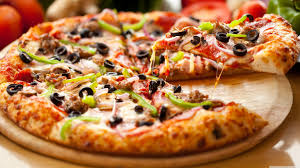 Adorable Pizza Images Pizza Wallpaper 33 Wallpapers Llgl