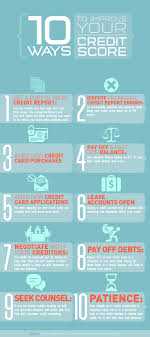 10 ways to improve your credit score lynch s horter chevrolet s guide to auto finance and