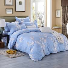 free modern style egyptian cotton duvet cover set bed sheet pillowcase king size super soft