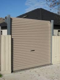 fenceline roller doors rj doors